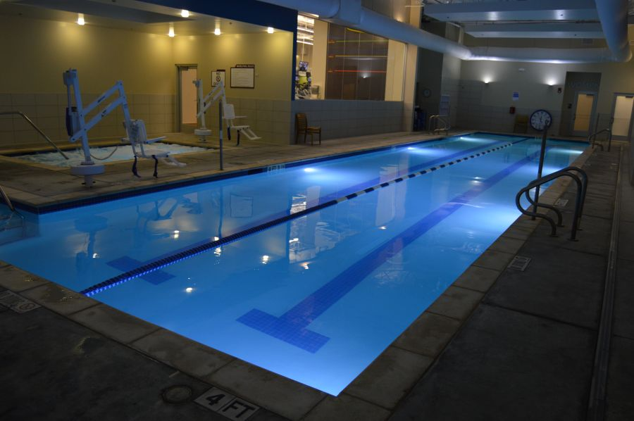 Fitness Center Commercial Swimming Pool Projects New