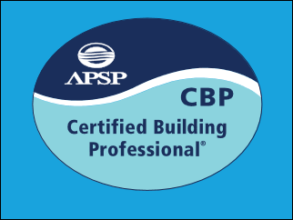 APSP Certified Building Professional - Austin Texas Commercial pool builders